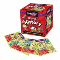 Green Board Games BrainBox World History ブレインボックス 世界史編 90017