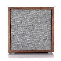 【送料無料】Tivoli Audio Bluetoothワイヤレススピーカー ART CUBE Walnut/Grey CUB-1741-JP [CUB1741JP]