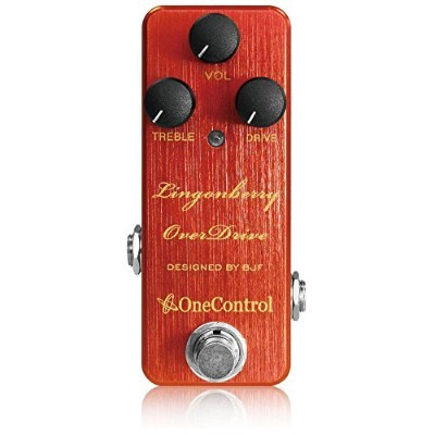 ONE CONTROL/Lingonberry OverDrive LBOD ワンコントロール