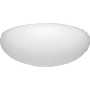"Progress Lighting p7309ラウンド雲20 "" single-lightエネルギー効率的なFlush Mou、 20-Inch Diameter x 4-1/2-Inch..."
