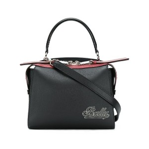 Bally mini shoulder bag - ブラック