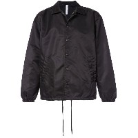 The Celect oversized coach jacket - ブラック