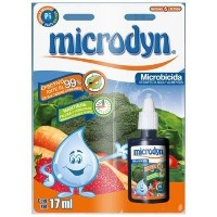 microdyn Fruit and Vegetable Wash 17ml 17ml クリア