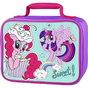 My Little Pony Pinkie Pie Twilight Sparkle Hasbro Thermosランチトートバッグボックスバッグ