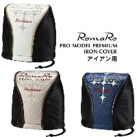 ●2018 RomaRo/ロマロ ヘッドカバーPRO MODEL PREMIUM IRON COVER