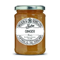 Tiptree Ginger Conserve 340 g (order 6 for trade outer) / ティプトリージンジャーの節約340グラム(商品アウターため6 )