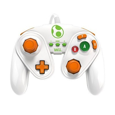 PDP Wired Fight Pad for Wii U - Yoshi by PDP [並行輸入品]