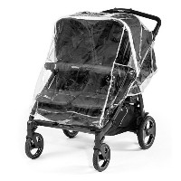 Peg Perego Rain Cover Book for Two Hood by Peg Perego