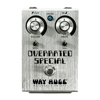WAY HUGE / WHE208 OVERRATED SPECIAL(TM)OVERDRIVE【国内正規品】