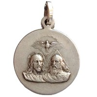 The Holy Trinity medal-の守護聖人Medals