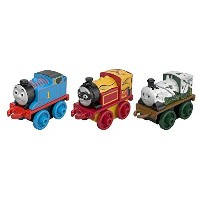 Fisher-Price Thomas the Train Minis 3-pack #4 [並行輸入品]