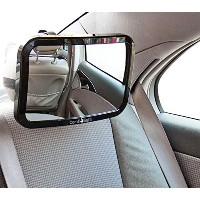 Comfi-Safe Baby Car Mirror-Best Baby Infant Car seats/Back Seat Mirror, Premium High Quality Baby...
