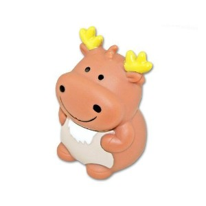 Bath Buddy Reindeer Water Squirter by Puzzled by Puzzled [並行輸入品]