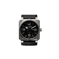 Bell & Ross BR 03-92 スティール 42㎜ - Unavailable