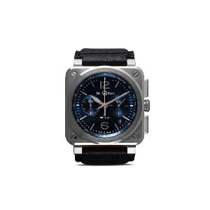 Bell & Ross BR 03-94 ブルースティール 42㎜ - Unavailable