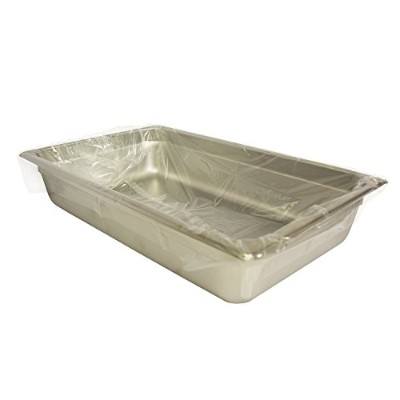 Royal Shallow, Full Pan High Heat Oven Pan Liner, 90cm W x 30cm L, Case of 100