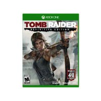 Xbox One 【北米版】 TOMB RAIDER DEFINTIVE EDITION《取り寄せ※暫定》