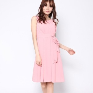【SALE 55%OFF】ロイヤルパーティー プロデュースド バイ ルーミィーズ ROYAL PARTY produced by Roomy's OUTLET カシュクール風フレアワンピース ...
