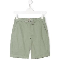 American Outfitters Kids TEEN drawstring shorts - グリーン