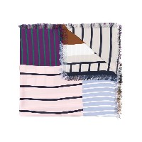 Pierre-Louis Mascia striped scarf - マルチカラー