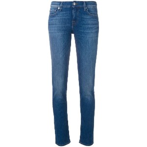 7 For All Mankind skinny jeans - ブルー