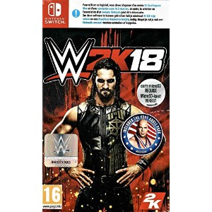 (Nintendo Switch)WWE 2K18 [並行輸入品]