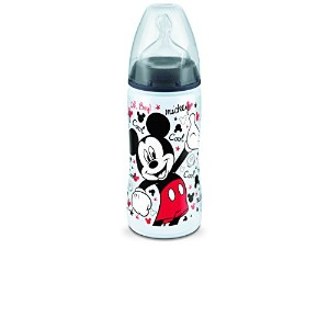 Nuk Disney Biberon Tétine T2 Mickey 300 mL