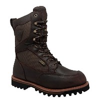 "AdTec 11"" Cordura Men's Boot 10 D(M) US Dark Brown"