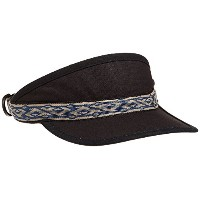 High Quality Strapvisor Visor, Strap Pattern/Color May Vary