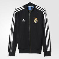 AdidasメンズOriginals Real Madrid Superstar Track Top XL
