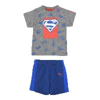 PUMA Justice League Set セット グレー