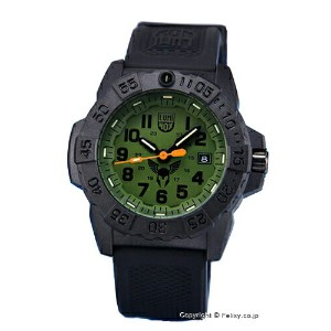 ルミノックス LUMINOX 腕時計 NAVY SEAL 3500SERIES TOUGH VIKING 3501.BO.TV.SEL 【あす楽】