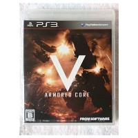 PS3 ARMORED CORE V アーマード・コア ファイブ 特典なし ソフト プレステ3 プレイステーション3 PlayStation3 SONY 中古 4949776342050 送料無料