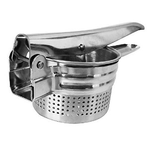 Anpro Stainless Steel Heavy-duty Fruit and Vegetables Masher, Potato ricer by Anpro