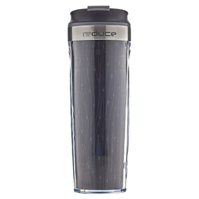 ReduceダッシュTumbler withパターン、20oz – Single Brew Ready (グレー)