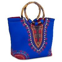 (Dashiki Dark Blue) - Neoprene Lunch Bag by CHAUDER - Insulated Lunch Boxes Lunch Tote with Zipper...