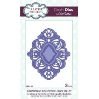 Creative Expressions Californian Collection Napa Valley Die, Pack of 1 by Creative Expressions