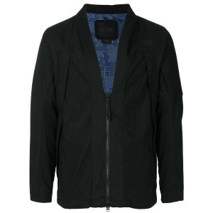 The North Face Black Label zipped fitted jacket - ブラック