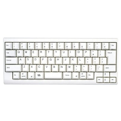 《在庫あり》PFU Happy Hacking Keyboard Lite2 for Mac USBキーボード 日本語配列かな印字なし [PD-KB220MA]