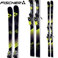 フィッシャー FISCHER 17-18 スキー SKI 2018 RC4 WC GS CURV BOOSTER MASTERS カーブ + RC4 Z 17 Freeflex (金具付き)...