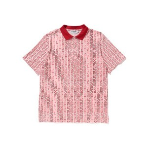 XLARGE(エクストララージ)S/S ALLOVER PRINTED POLO SHIRT