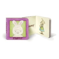 Bunnies by the Bay Bloom's Family Book, Lavender by Bunnies by the Bay [並行輸入品]