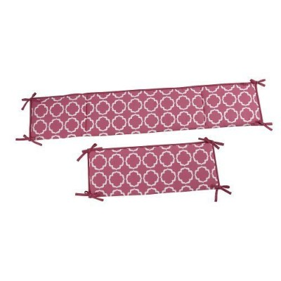 Happy Chic Baby by Jonathan Adler - Olivia 4-Piece Crib Bumper by Crown Crafts Infant Products