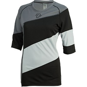 Race Face black-grey Khyber Womens ¾ Sleeved MTB Jersey M