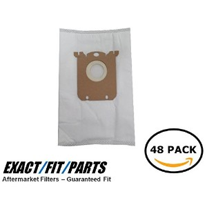 anti-allergyバッグfor Electrolux S酸素( 48-pack )