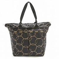 LeSportsac レスポートサック トートバッグ 7891 EVERYGIRL TOTE D707 Gold Links [並行輸入商品]