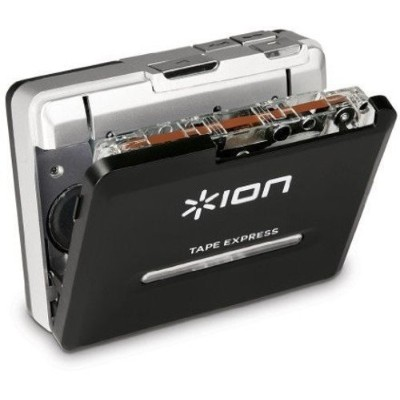 Ion Tape Express Usb Cassette Tape To Mp3 Converter by 3Dconnexion