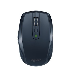 Logitech MX Anywhere 2 Wireless Mobile Mouse, Long Range Wireless Mouse, Navy (910-004967) [並行輸入品]