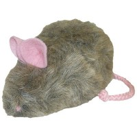 Cat 'n Around Toys (on Hang Tag) Rowdy Rat Catnip Toy by Imperial Cat