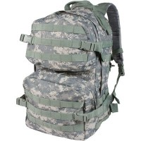 """18.5"""" Tactical Militaryスタイルトレッキングバックパックand Daypack byモダンWarrior (様々な色) グリーン"""